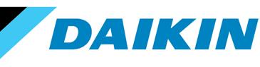 Blue Daikin logo